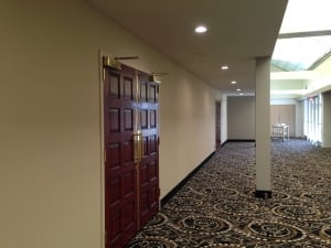 Victoria Inn Closed Doors
