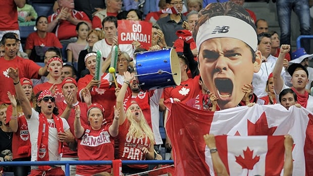 Canada hopes the home crowd will give them an edge when they host Japan in the Davis Cup World Group first-round in March 2015.