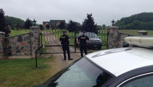 OPP at Perth East home of Jeremy Bieber