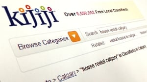 Kijiji house rental ads Calgary