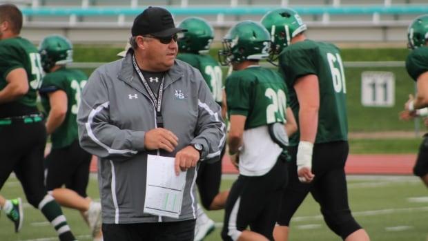 Brian Towriss is head coach of the University of Saskatchewan Huskies football team.