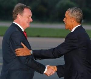 Obama-Urmas Paet