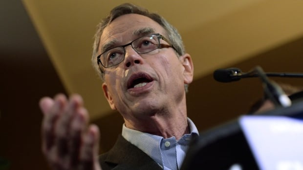Finance Minister Joe Oliver announces that Canada's eight biggest banks have pledged to provide consumers with more information about joint accounts, powers of attorney and collateral mortgages.