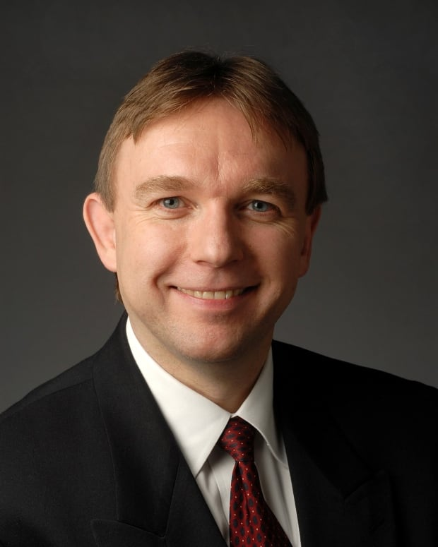 David Diamond, new CEO at Eastern Health
