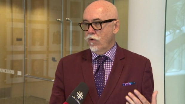 Coun. Scott McKeen believes a wet shelter could help reduce the number of homeless people drinking on the streets.