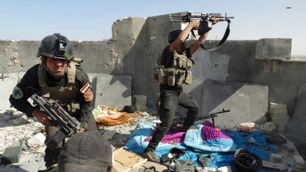 One of the challenges of trying to destroy or weaken ISIS would include rebuilding and strengthening the Iraqi army.