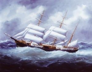 Sable Island shipwreck Nicosia