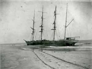 Sable Island shipwreck Crofton Hall
