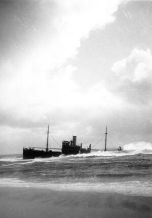 Sable Island shipwreck Manhasset