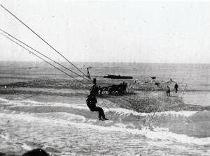 Sable Island breeches buoy
