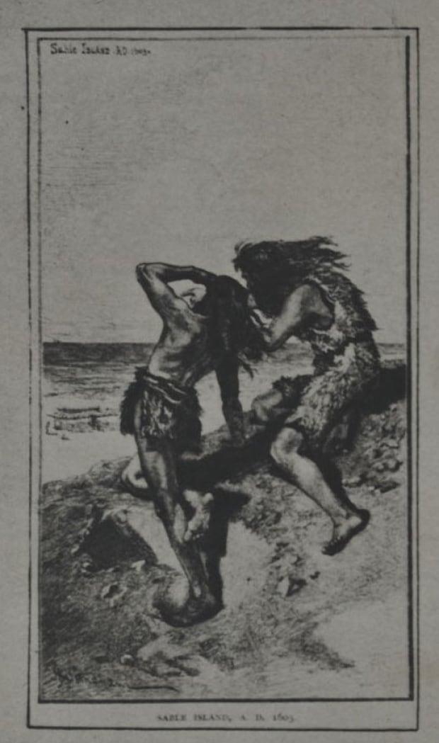 Sable Island criminal colonists