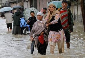 India Kashmir Floods