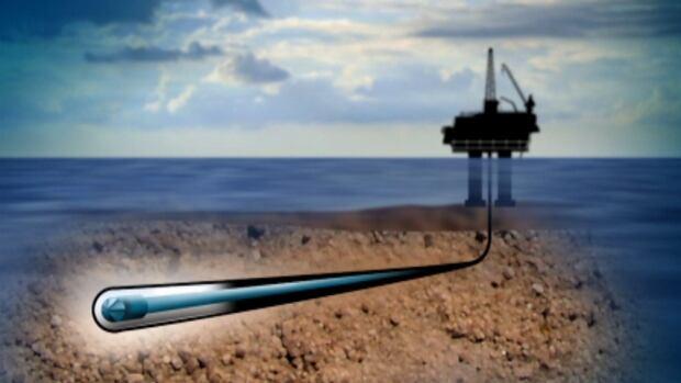 Sable Island horizontal drilling