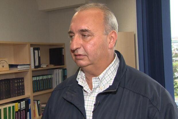 Ed White, national CUPE representative