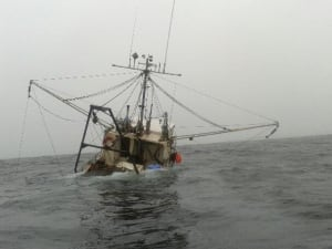 fishermen rescued