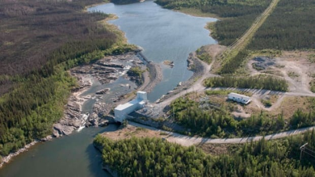 The Snare Hydro System about 140 kilometres northwest of Yellowknife. Water levels are at an all-time low in the N.W.T., which relies on dams for 75 per cent of its power. Now the territory's power corp. wants to add another 13% to what are already the highest electricity bills in the country.