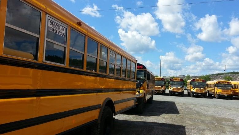 school bus driver salary toronto
