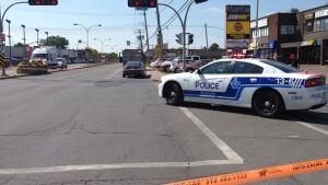 LaSalle pedestrian hit by truck