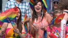 Capital Pride festival Ottawa 2014