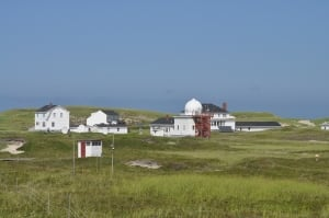 Sable Island Main Station