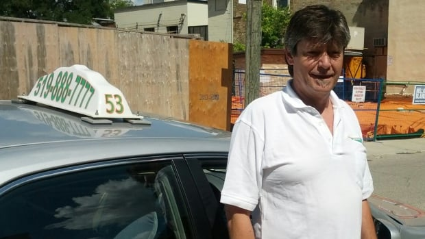 Waterloo Region Taxi Association President Peter Neufeld will meet with officials to discuss a mandatory camera bylaw.