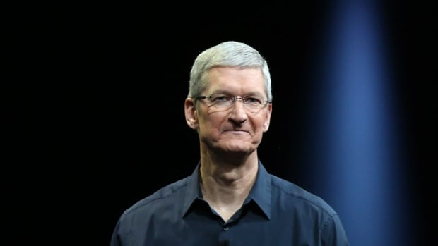 Apple CEO Tim Cook, seen in June, says the technology company could have done a better job raising awareness to users of the importance of strict security measures.