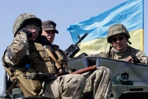 UKRAINE-CRISIS/FIGHTING