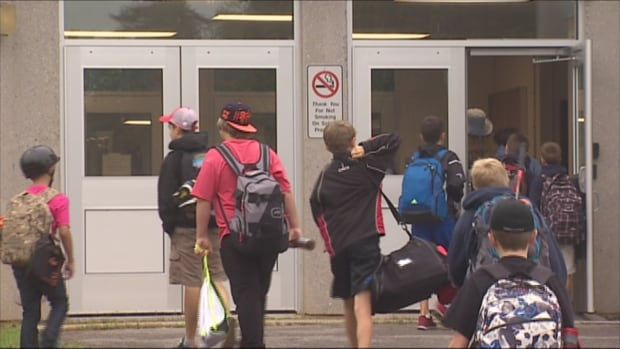 Students returned to school earlier this week and the future of the province's education system has been a major issue on the campaign trail.