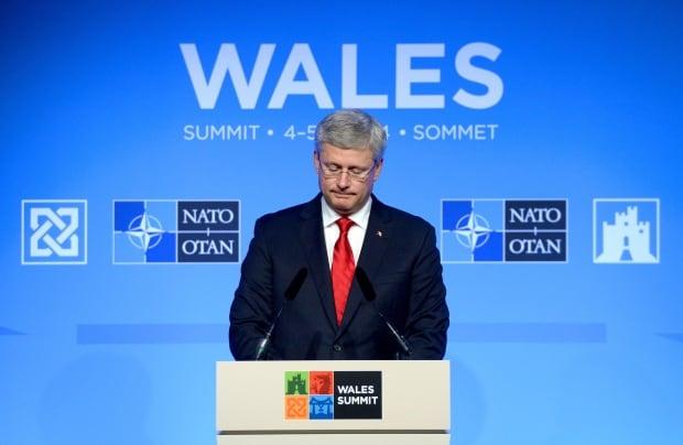 NATO Harper 20140905