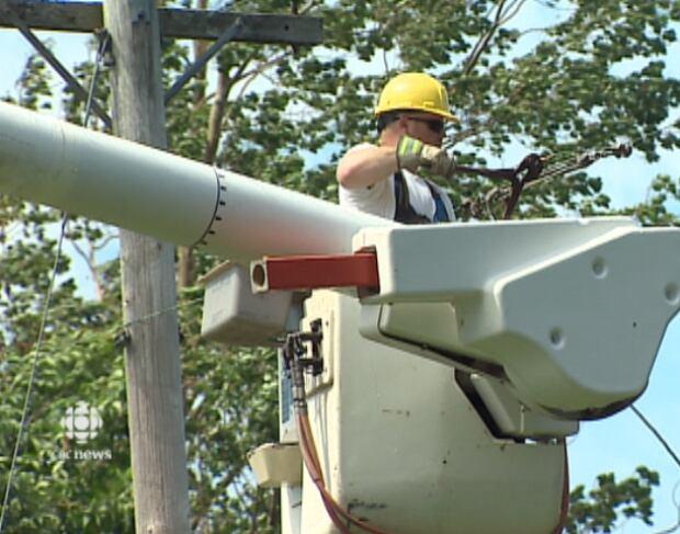 Nova Scotia Power Hook Up Fee