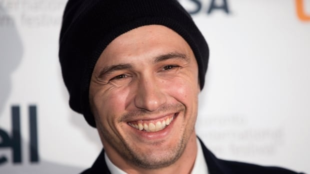 American actor James Franco has been in Guelph, Ont., filming a miniseries. Police picked up a 19-year-old man on a motorized bike who entered a restricted area around the film set, and apparently was found with crystal meth.