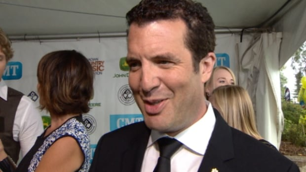 Newfoundland's Rick Mercer picked up three trophies at this year's Canadian Screen Awards.