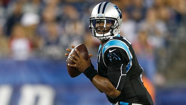 Cam Newton to start Panthers' home opener