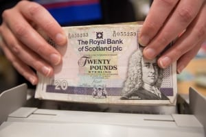 Scotland british pound