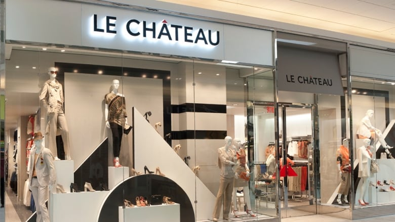 Le Chateau files for bankruptcy, plans to close 123 stores