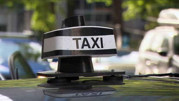 Montreal's taxi bureau says it sent out letters to taxi companies and individual drivers whose permits were up to renewal reminding them of the new requirements.