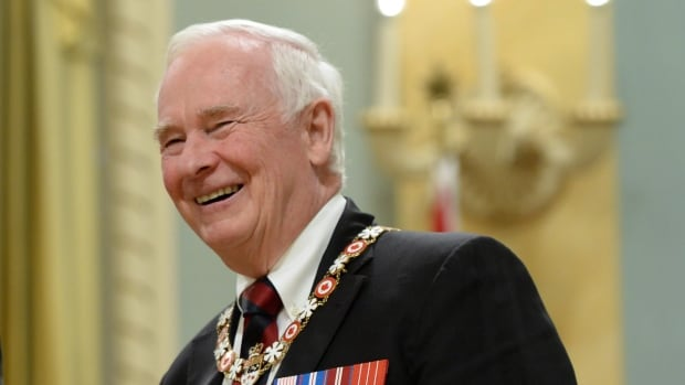 Gov. Gen. David Johnston will formally invest the new appointees at ceremonies in 2015.