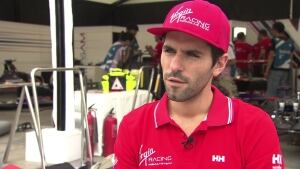 Formula E-race-Jaime Alguersuari