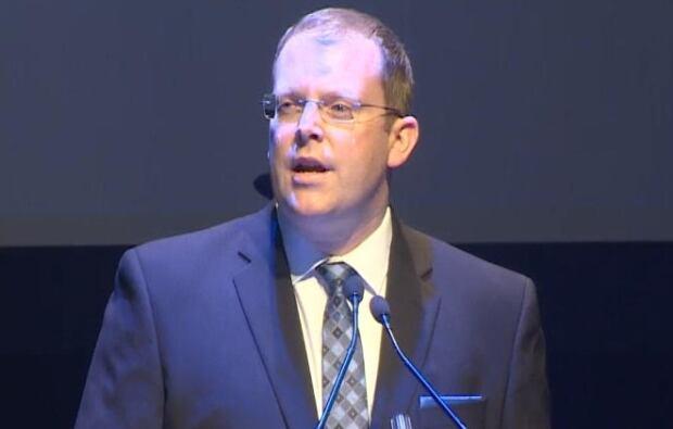 Steve Kent PC leadership speech