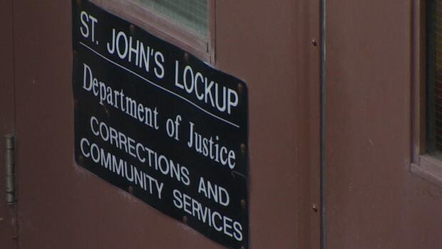 A 54-year-old man is in the St. John's lockup, facing charges of stealing from multiple businesses over the course of one week earlier this month.