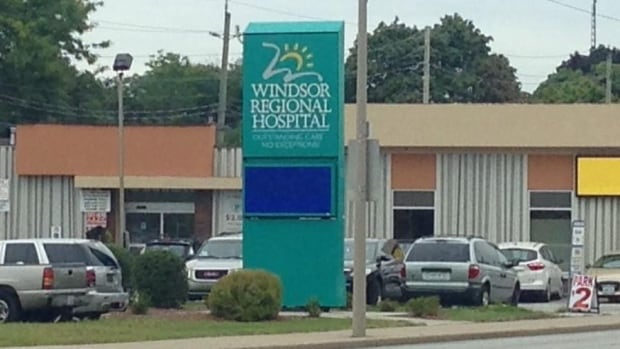 Windsor Regional Hospital will get $1.438 million in provincial funding.