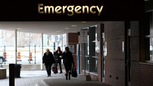 Some hospitals posted emergency department wait times for the initial physician assessment that were two or three times higher than the suggested three hours.