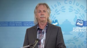 Jim Iker - BCTF press conference - Sept. 16, 2014