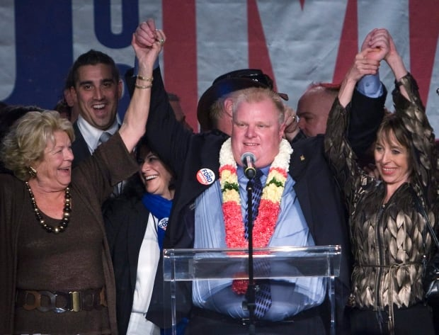 Rob Ford Elect Oct. 25 1010