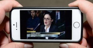 Netflix at CRTC hearings