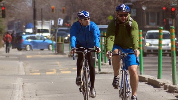 More Millennials commute by bike than the previous generation.