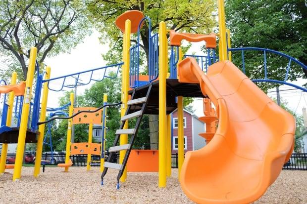 Dufferin Park in Winnipeg