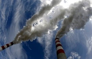 Poland climate change greenhouse gas