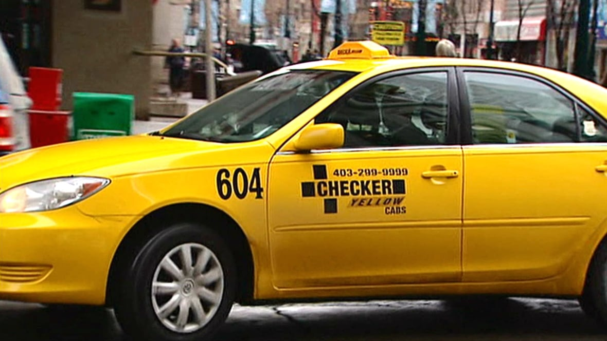 Checker Cab London >> Calgary getting more taxi cabs by December - Calgary - CBC ...