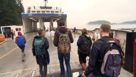 BC Ferries reminds passengers there is zero tolerance to drugs and alcohol even for walk-ons (CBC)